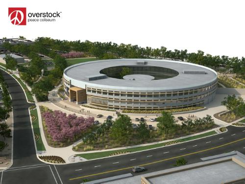 Overstockcom Inc Peace Coliseum
