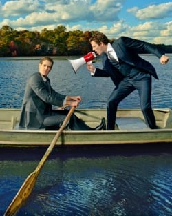 Winklevoss Twins from Esquire
