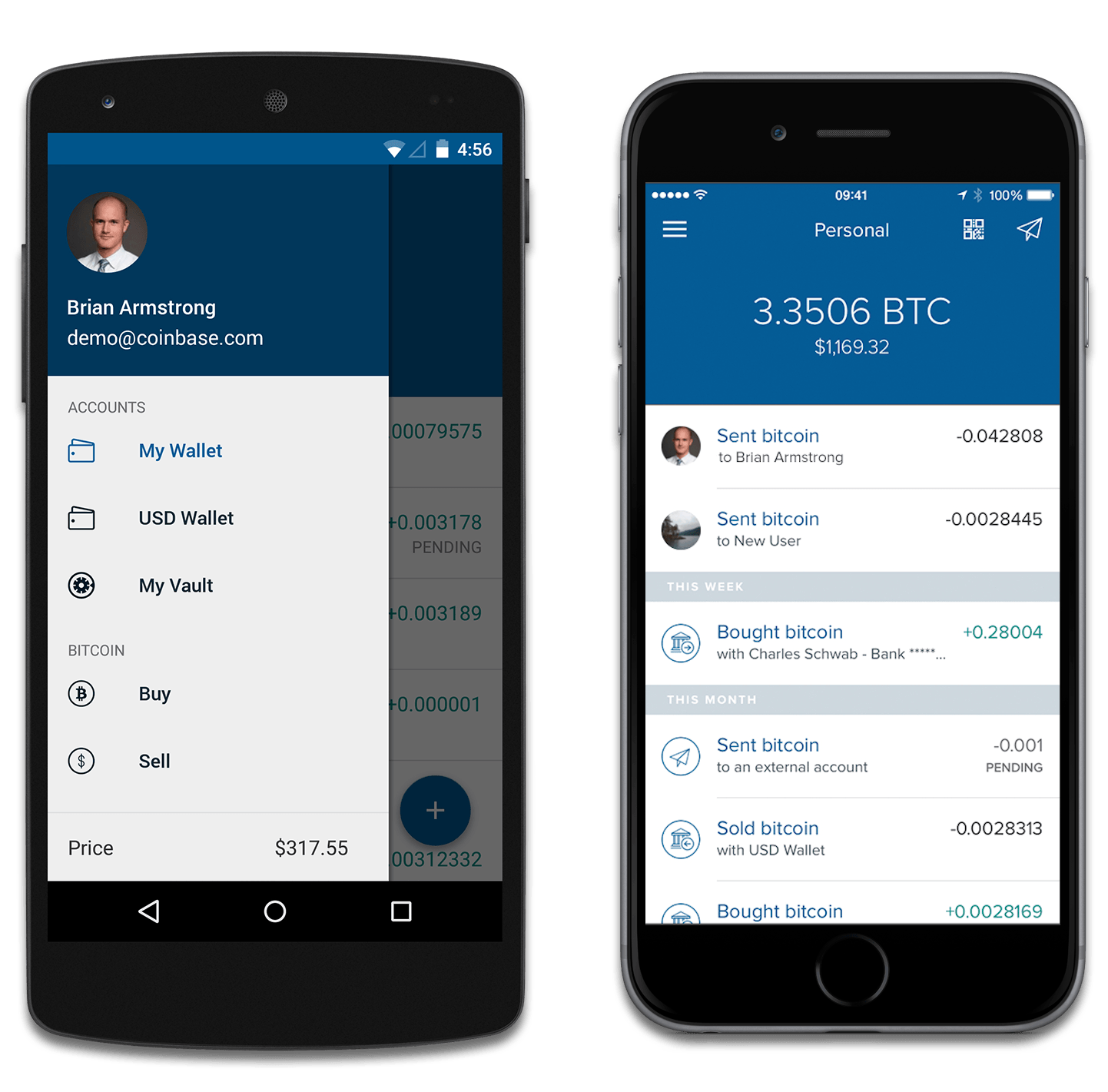 Coinbase launches redesigned iOS and Android app with updated