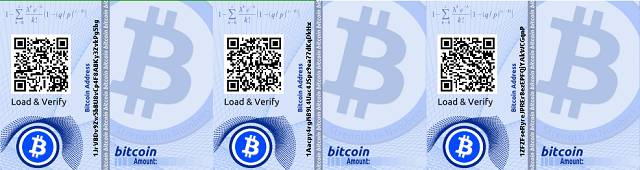 Bitcoin Paper Wallet Tutorial – Creating Your Wallet Online