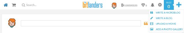 Bitlanders: Bitcoin Meets Social Media