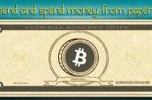 bitcoin paper wallt