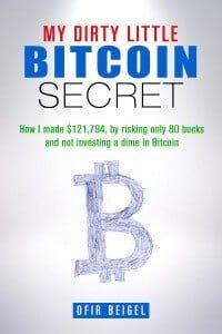 My Dirty Little Bitcoin Secret