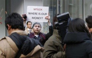 Mt. Gox - Image by The Telegraph