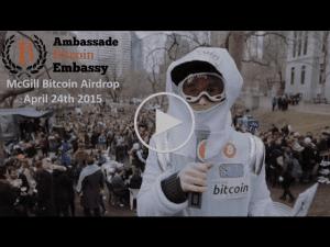 Mcgill Bitcoin airdrop