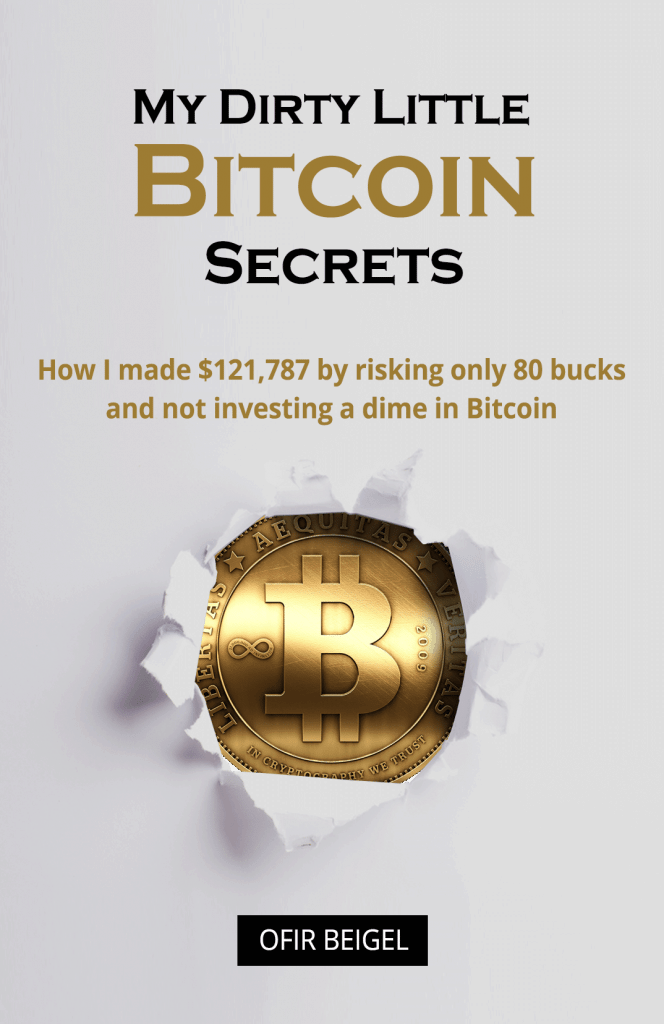 My Dirty Little BItcoin Secrets cover