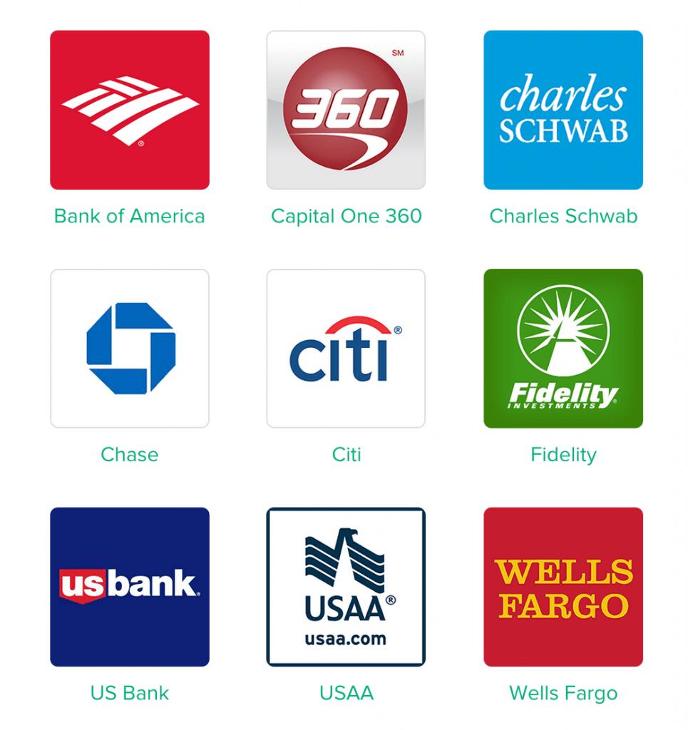circle bank list