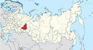 Sverdlovsk Oblast
