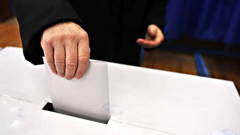 Traditional voting
