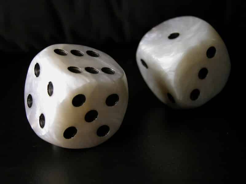 dice for gambling