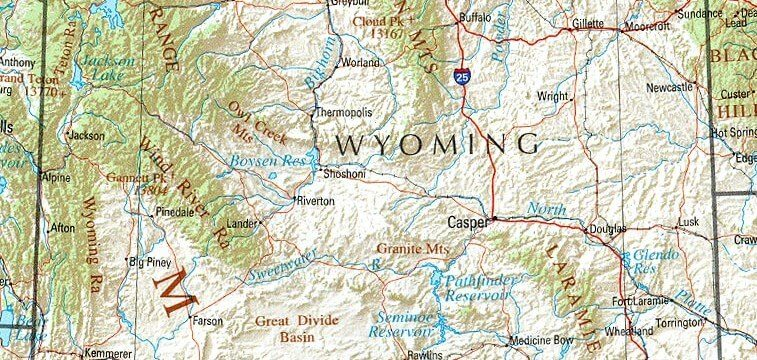 Wyoming Coinbase