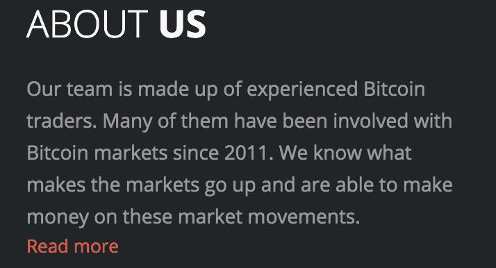 bitcoin income