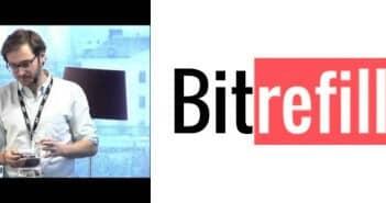 CEO of, Bitrefill, Sergej Kotliar