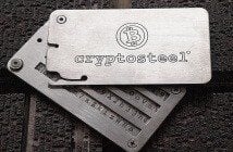 cryptosteel giveaway