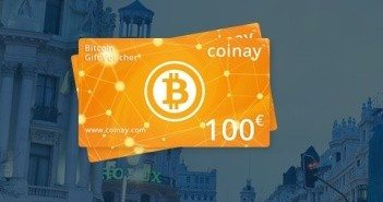 bitcoin voucher spain coinay