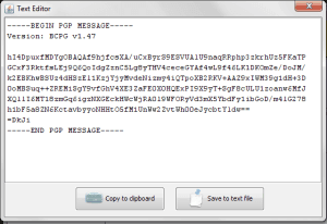 05 - Encrypted Ciphertext