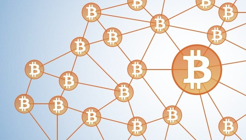 bitcoin financial network