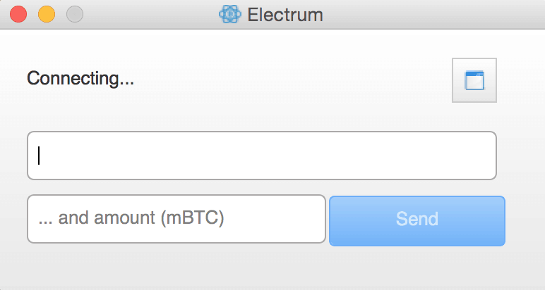 Electrum lite mode