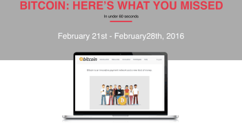 Bitcoin weekly update feb 28