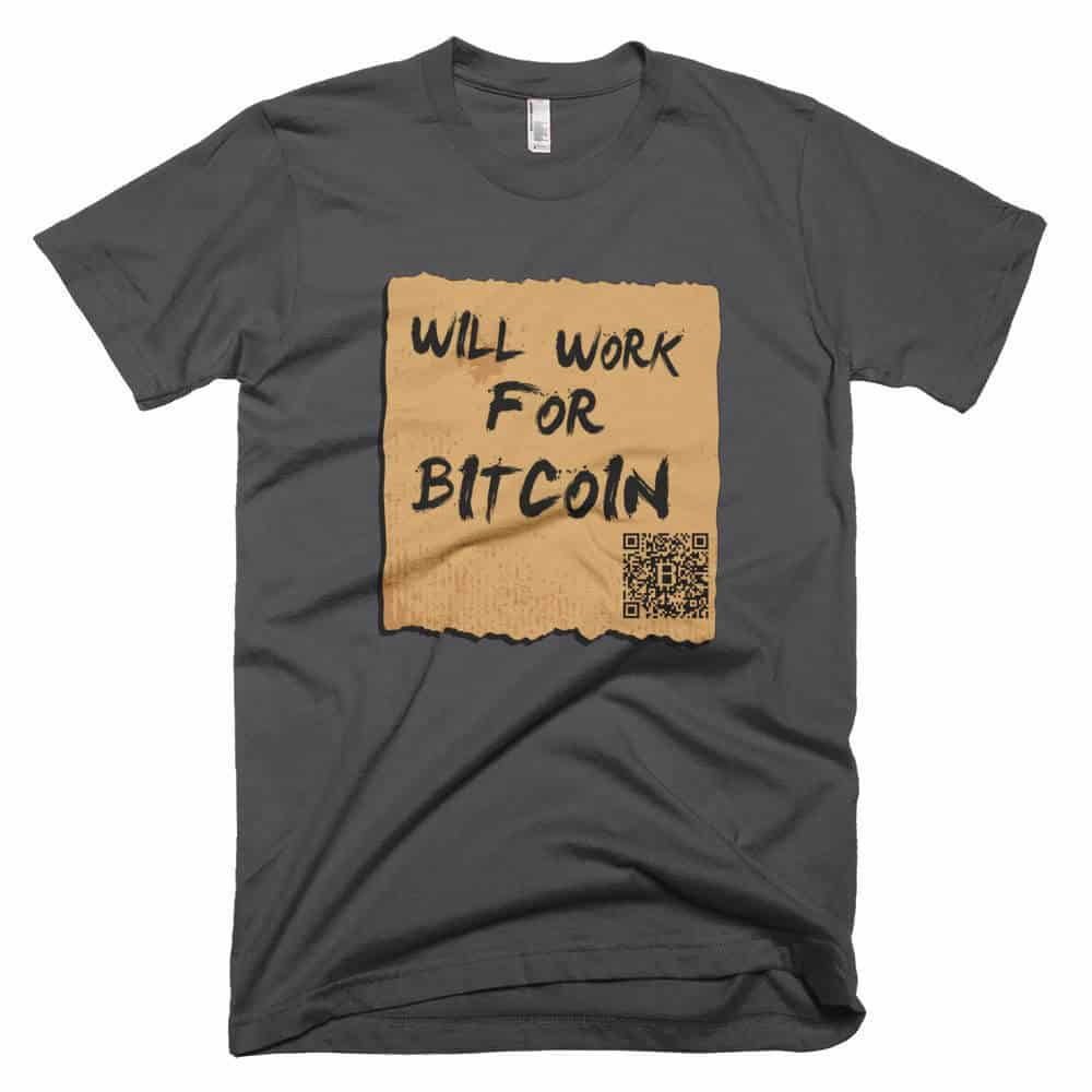 Heres How To Get A Free Bitcoin T Shirt