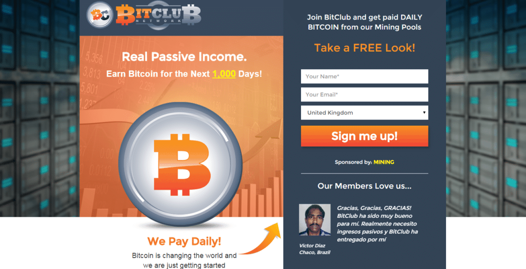 Investment warning bitclub network review and analysis bcn testimonials ccuart Choice Image