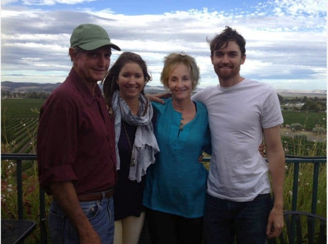 The Ulbricht Family