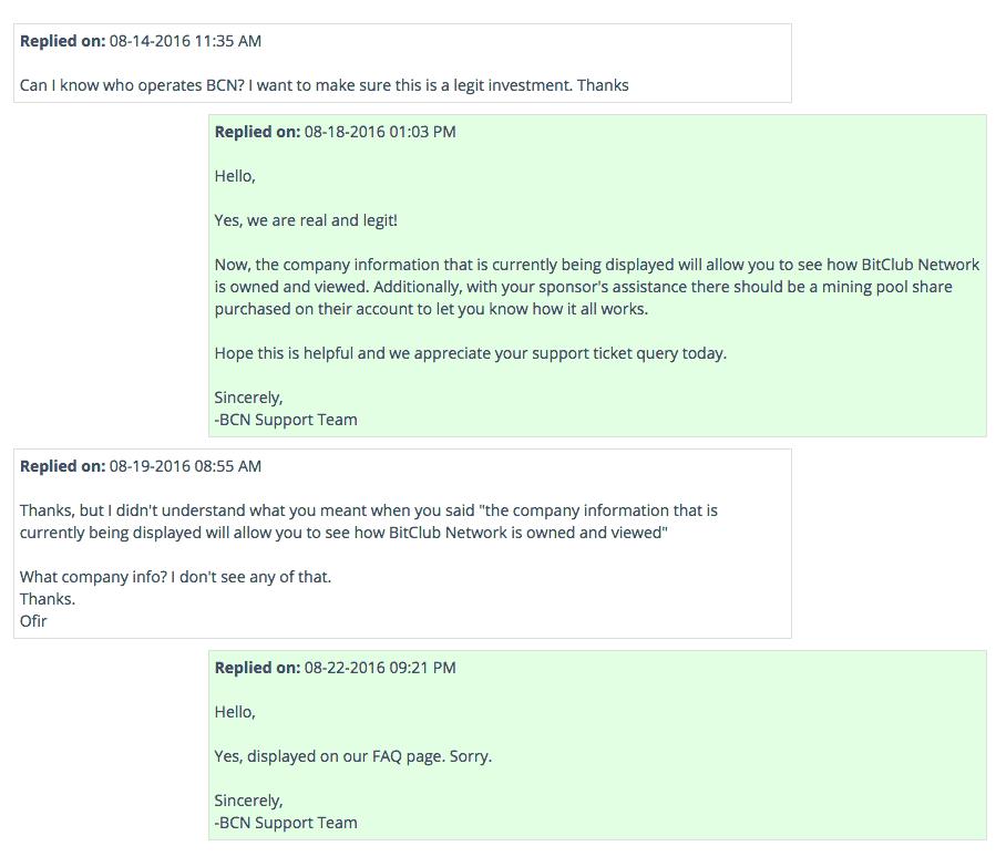bcn response