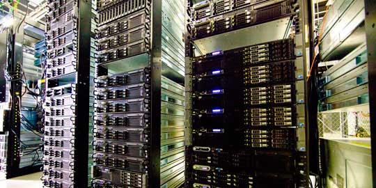 """UFO miner's """"data center"""""""