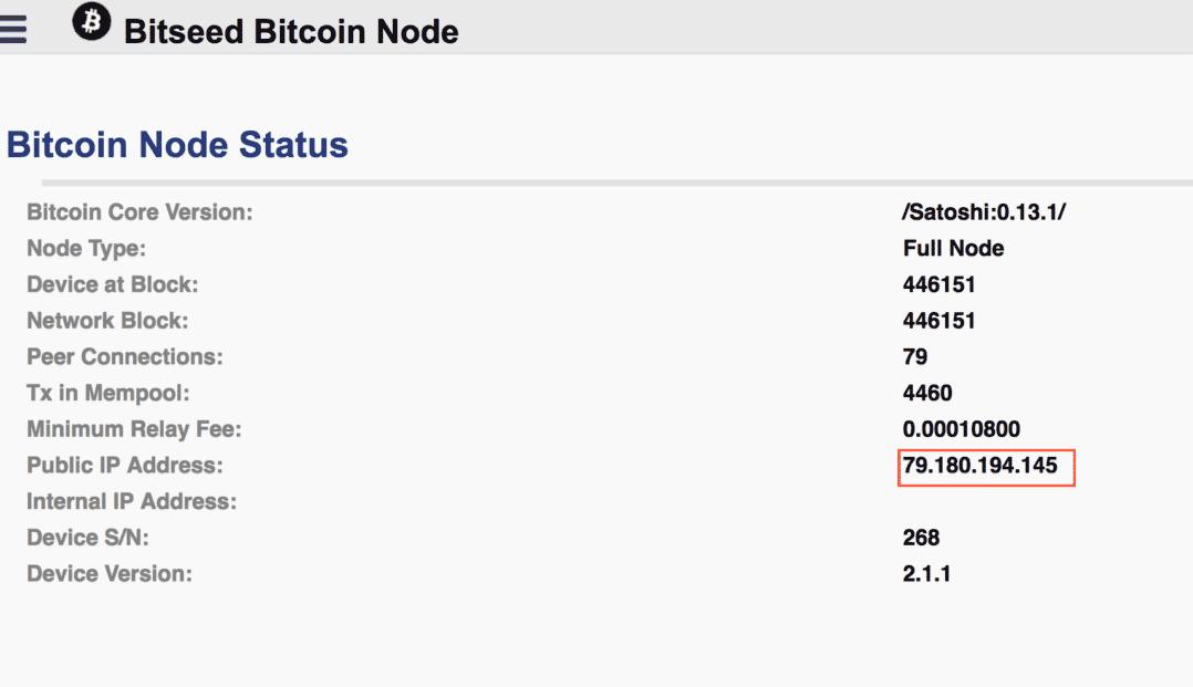 Bitcoin wallet bandwidth