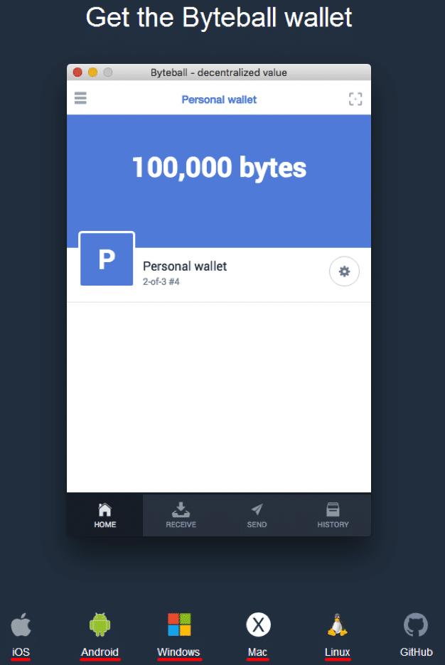 byteball wallet