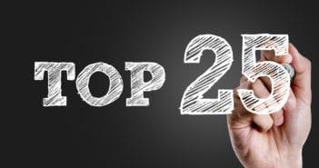 Top 25 Bitcoin sites
