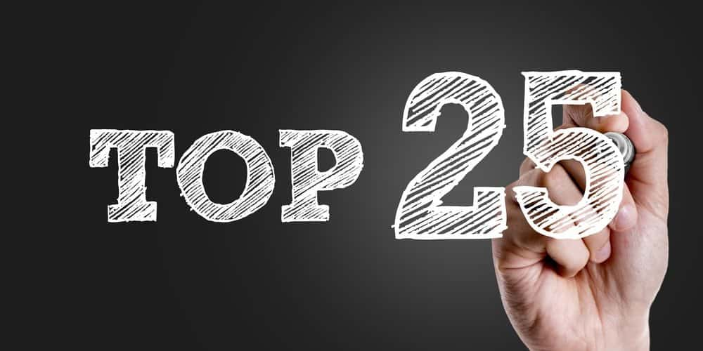 Top 25 Bitcoin sites