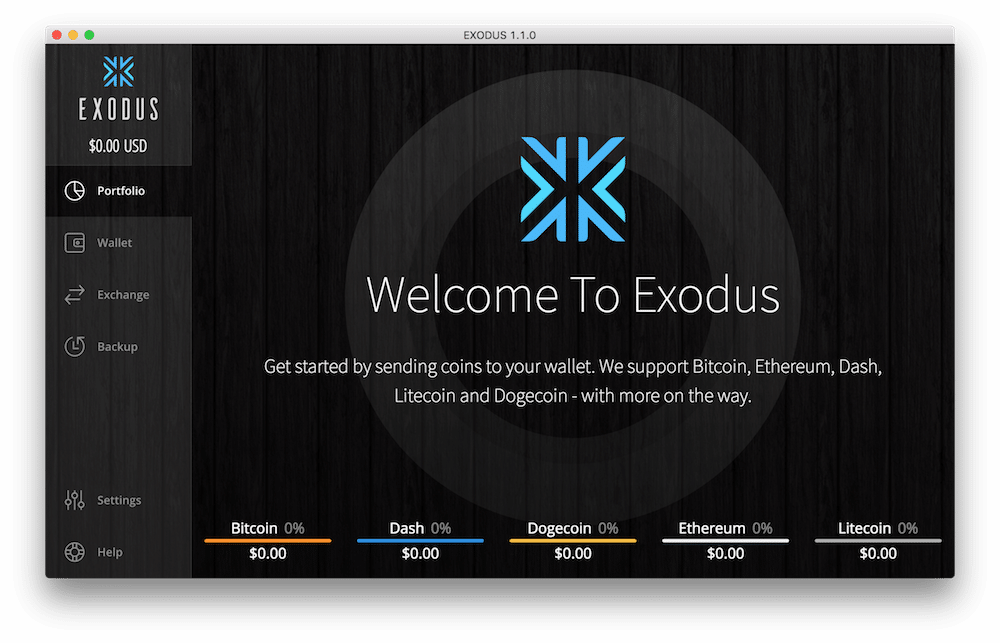 How to Setup a Exodus Desktop Wallet - Coin Wallet Guide