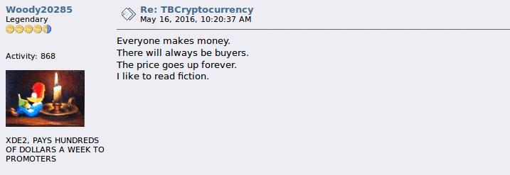 TBC BitcoinTalk