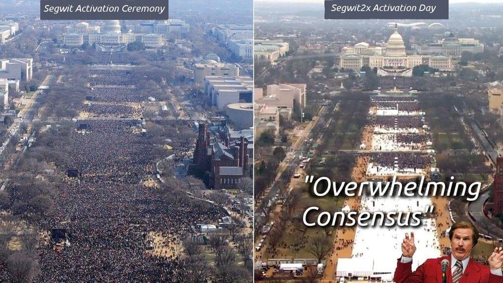 Segwit Consensus