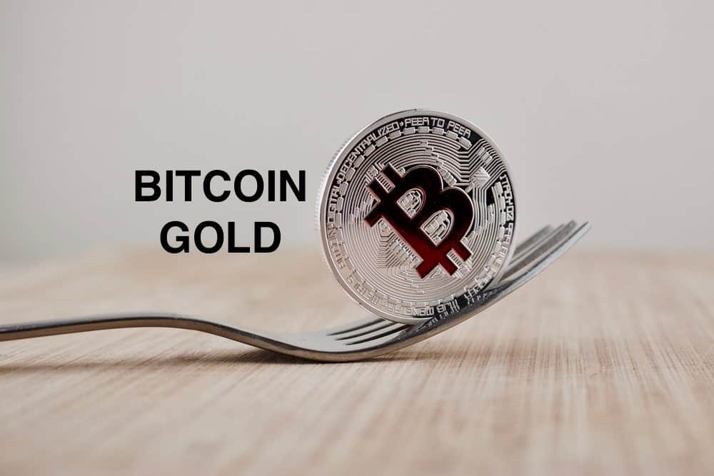 Bitcoin Gold hard fork