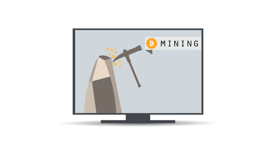What happens when Bitcoin mining stops