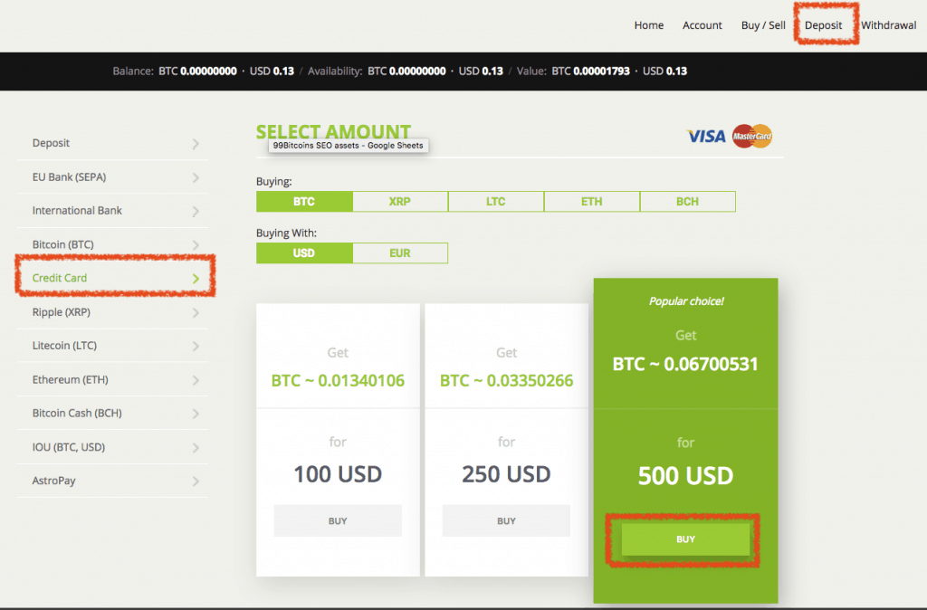 bitstamp buy bitcoin