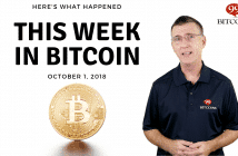This week in Bitcoin Oct1