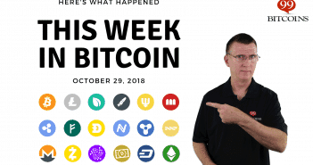 This week in Bitcoin Oct29