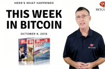 This week in Bitcoin Oct 8