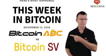 This week in Bitcoin Nov12