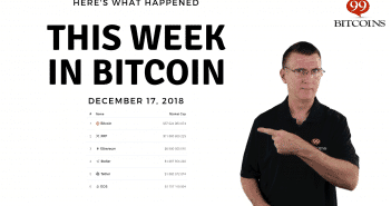 This week in Bitcoin Dec17