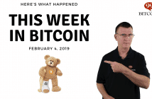 This week in Bitcoin Feb 4 2019