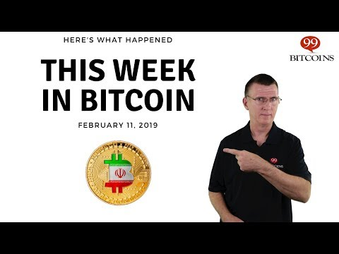 Bitcoin News Summary – February 11, 2019 thumbnail