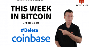 This week in Bitcoin Mar 4 2019