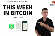This week in Bitcoin Apr1