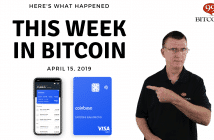 This week in Bitcoin Apr 15 2019