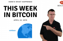 This week in Bitcoin Apr22 2019