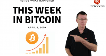 This week in Bitcoin Apr 8 2019